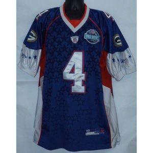 Brett Favre Green Bay Packers Pro Bowl Jersey XXL